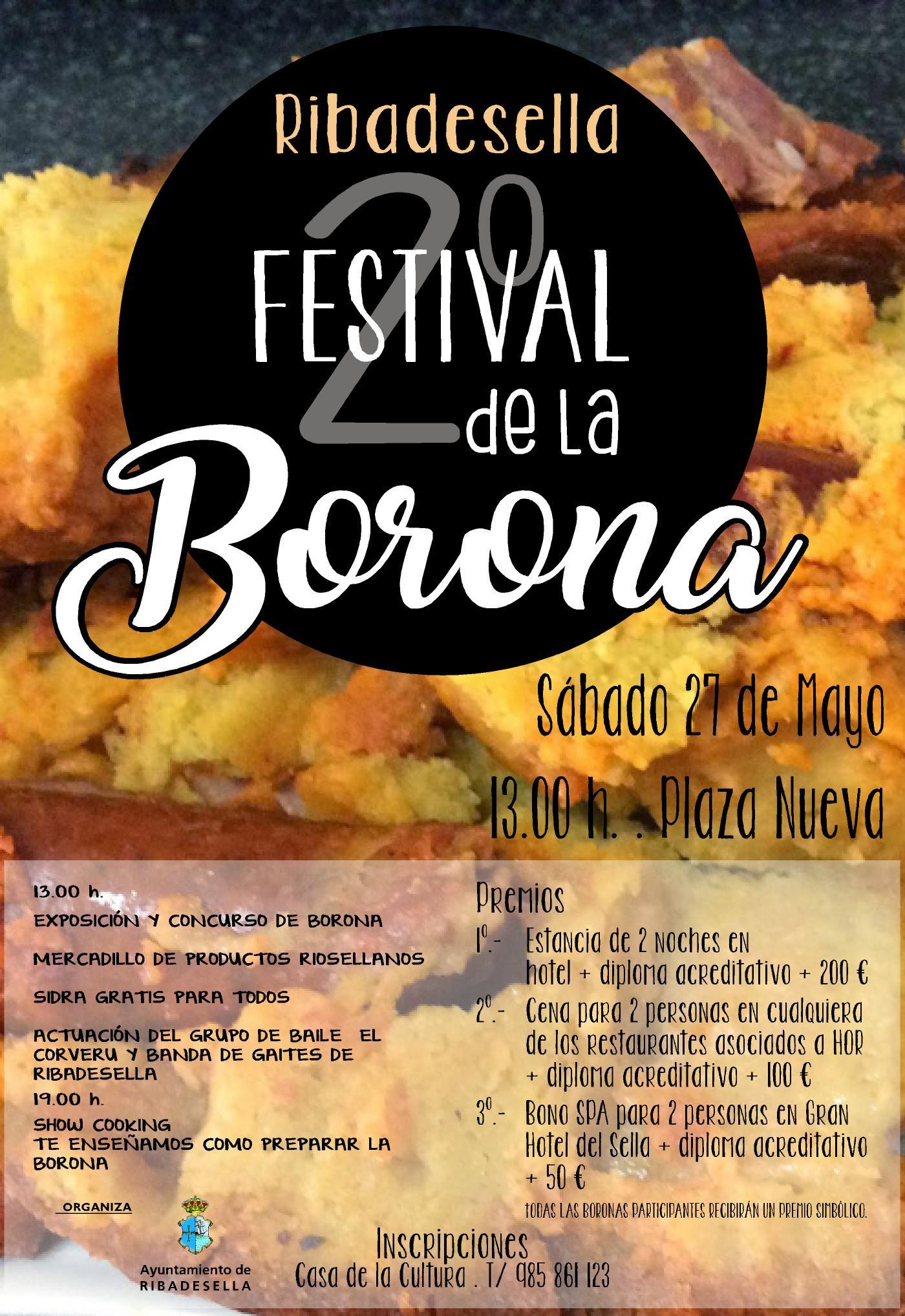 II Festival de la Borona de Ribadesella
